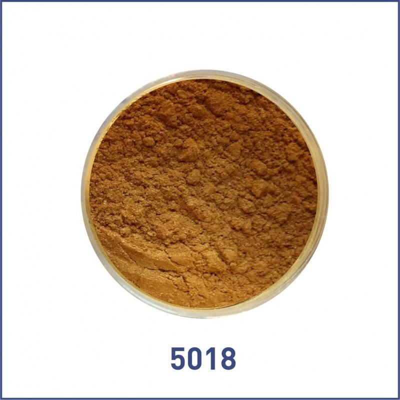 Mika 5018 złoto królewskie ciemne 25 g