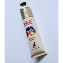 Farba akrylowa Jo Sonja's - pale gold
