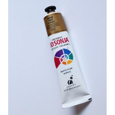 Farba akrylowa Jo Sonja's - mayan gold