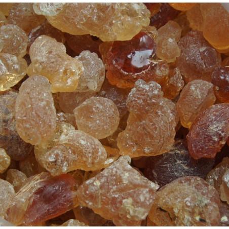 Żywica naturalna - guma arabska