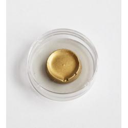 złoto muszelkowe duże