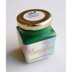 Pigmenty greckie - w paście - zieleń podstawowa