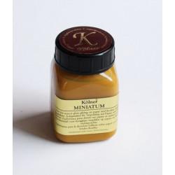 Miniatum - żółty