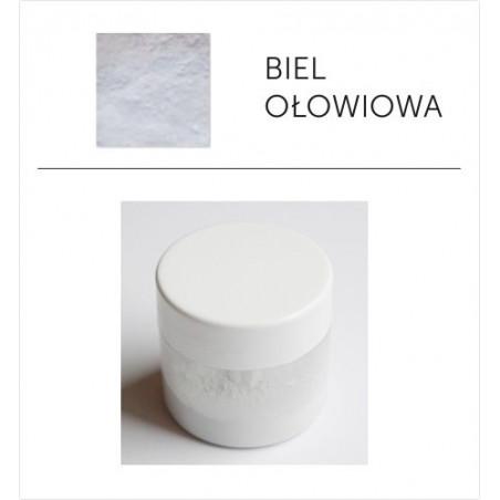 Pigment suchy - biel ołowiowa