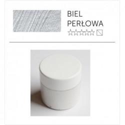 Pigment suchy - biel perłowa