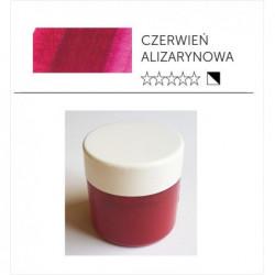 Pigment suchy - czerwień alizarynowa