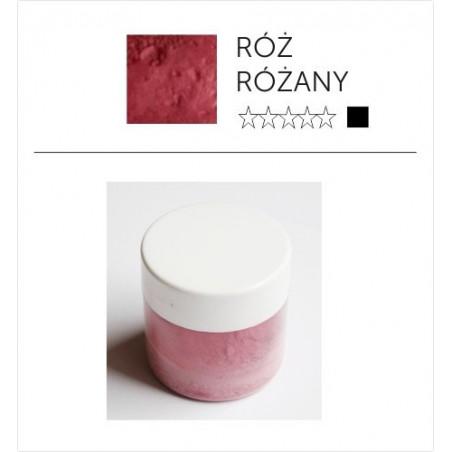 Pigment suchy - róż różany