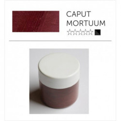 Pigment suchy - caput mortuum