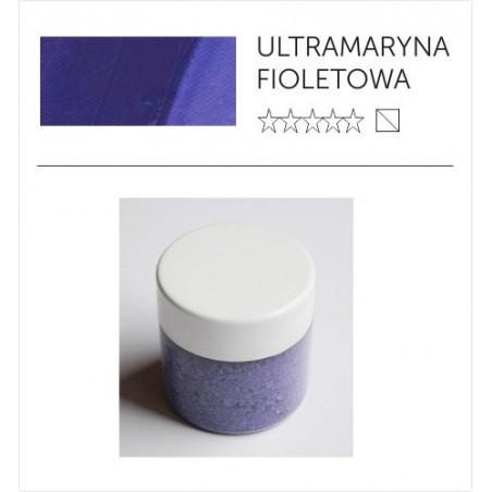 Pigment suchy - ultramaryna fiolet