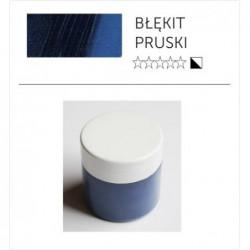 Pigment suchy - błękit pruski