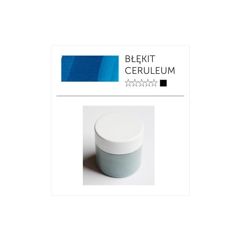 Pigment suchy - błękit ceruleum