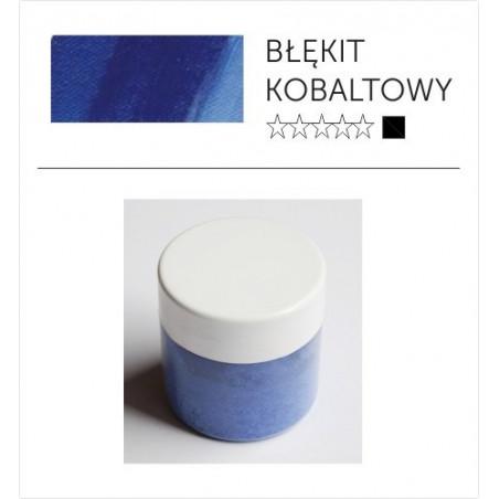 Pigment suchy - błękit kobaltowy