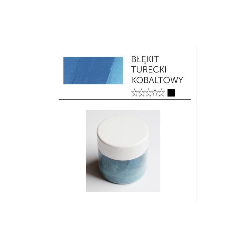 Pigment suchy - błękit turecki kobaltowy
