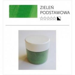 Pigment suchy - zieleń podstawowa