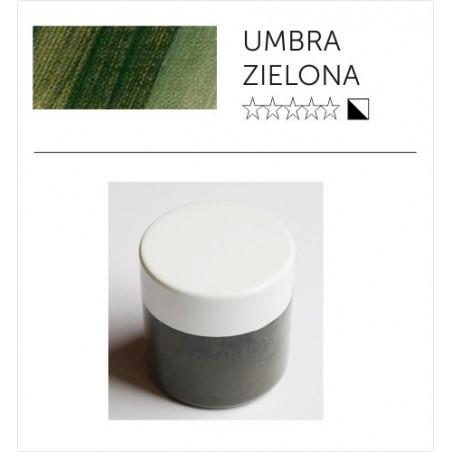 Pigment suchy - umbra zielona