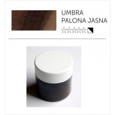 Pigment suchy - umbra palona jasna