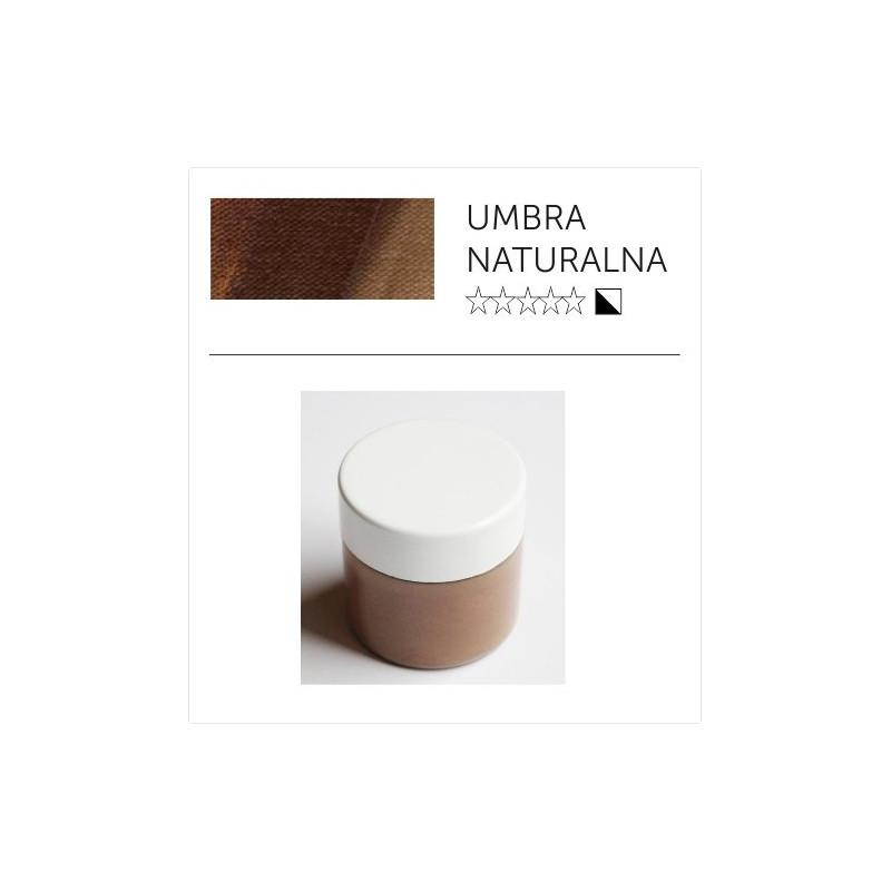 Pigment suchy - umbra naturalna