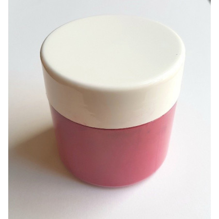 Pigment suchy - czerwień karmazynowa