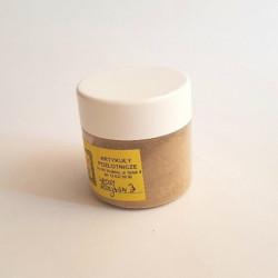 Pigment suchy - włosy 3. rozjaśnienie