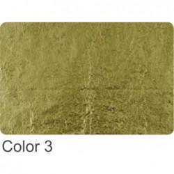 Szlagmetal 16x16 nr 3 złoto cytrynowe