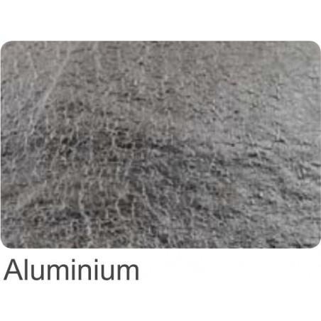 Szlagmetal 16x16 aluminium