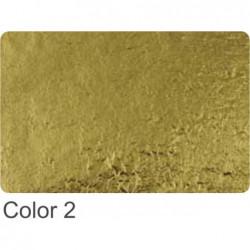 Szlagmetal 14x14 nr 2 złoto ciemne transfer