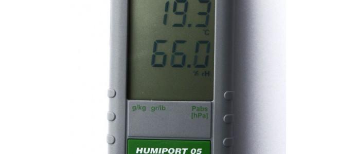 Termohigrometr